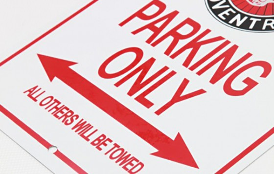 parking-only