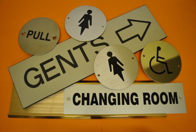 Office Signage Ranges From Mandatory Safety Signs To Door Name Plates External Company Nameplate Uk