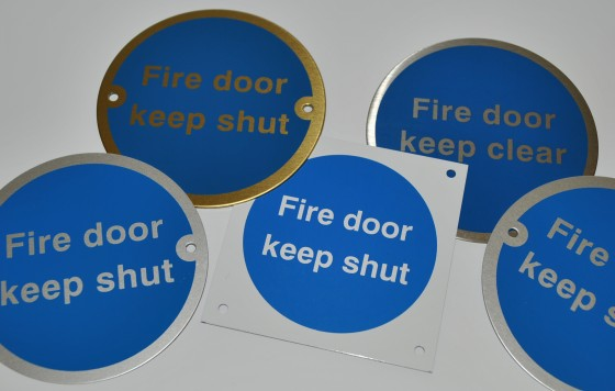 Metal Door Signs 3